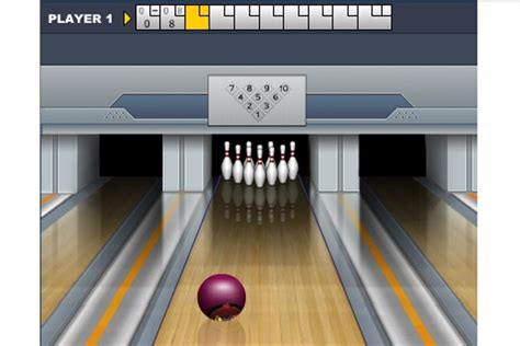 Bowling Game - Play Free Bowling games - Games Loon
