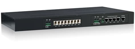 Data, Serial, and Ethernet to Fiber Optic Multiplexer
