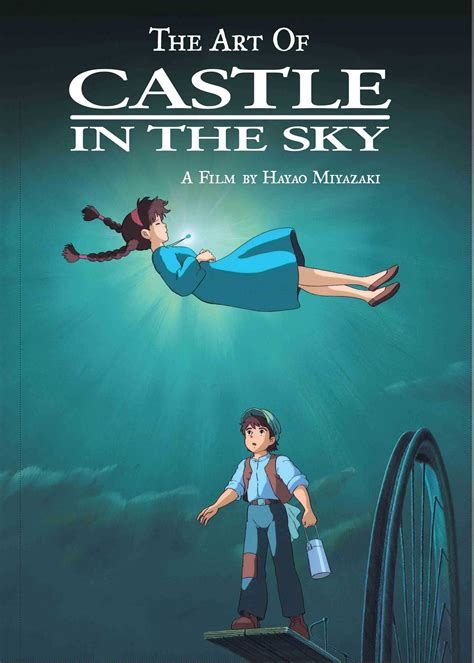 The Art of Castle in the Sky | Book by Hayao Miyazaki