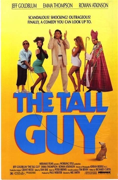 The Tall Guy movie review & film summary (1990)   Roger Ebert