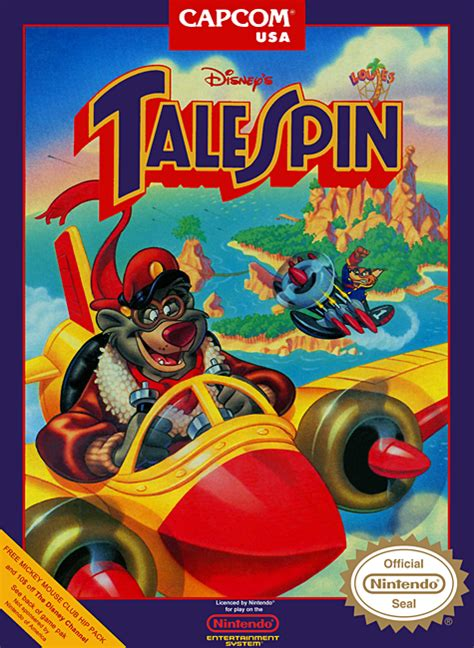 TaleSpin (NES video game) - Disney Wiki
