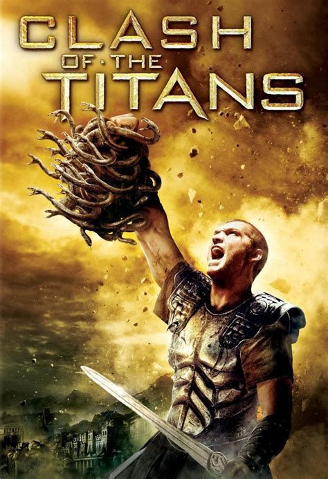 Clash of the Titans DVD Release Date July 27, 2010