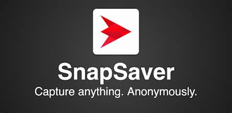 SnapSaver for PC - Free Download & Install on Windows PC, Mac