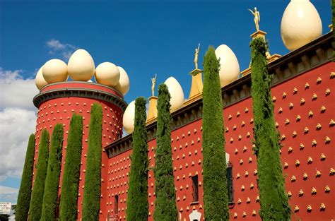Figueres Dali Museum   Barcelona-Home