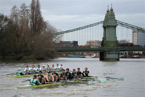 Boat Race 2019: James Cracknell goes for glory as Oxford