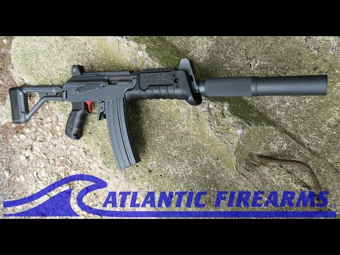 The Galil Ace With A Brace - YouTube