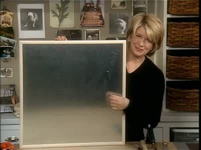 Video: Using Sheet Metal: Magnetic Bulletin Board and