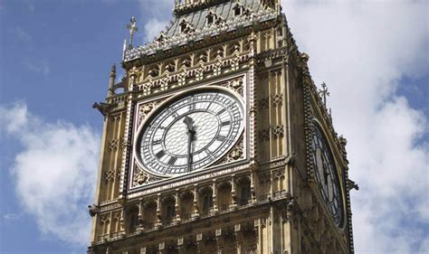 London's Big Ben: From late New Years' bongs to cells for