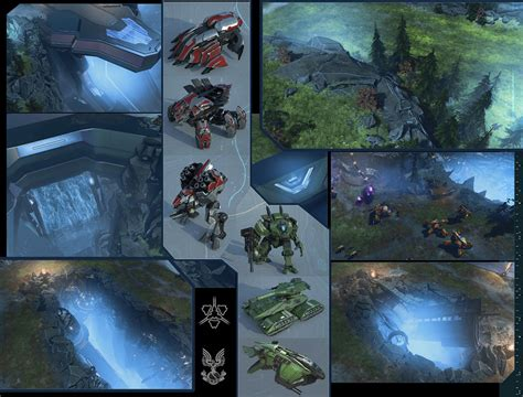 Next Halo 5 DLC Teased, New Halo Wars 2 Image Released