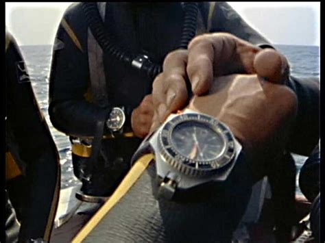 Cousteau and the Timepieces of the Calypso team - Part 3