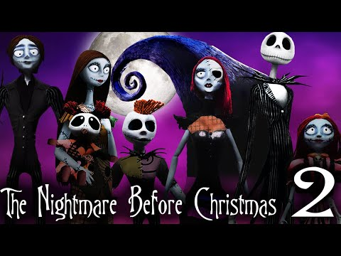 Nightmare Before Christmas series 3 action figures