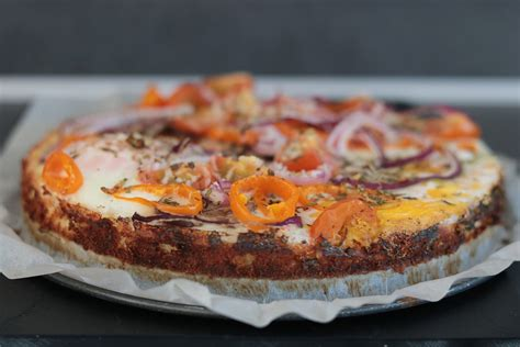 Healthy pizza! | Oanh's Kitchen