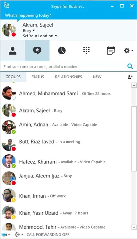 Skype for Business Client Announced