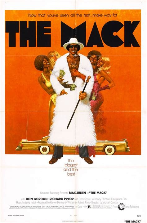6 Blaxploitation Movie Posters from the 70s – THE6BY6