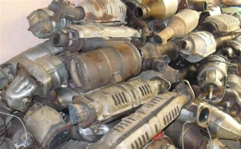 How Much Platinum Is in a Catalytic Converter? — Reclaim