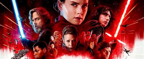 The Last Jedi Movie to Air Live and Stream Instantly