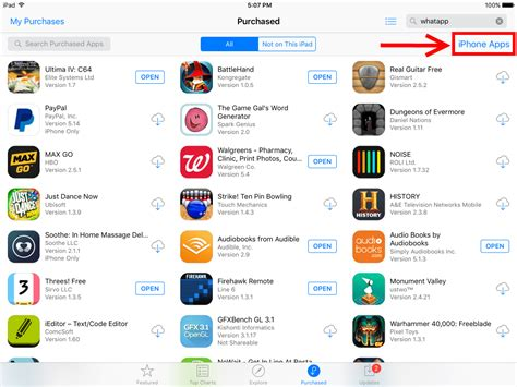 How to Transfer Apps from an iPhone to iPad