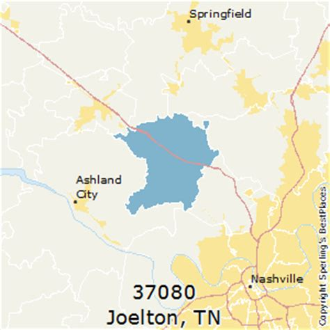 Best Places to Live in Joelton (zip 37080), Tennessee