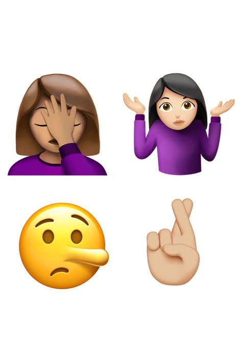 Check Out the New Emoji Coming to iPhones - New iPhone