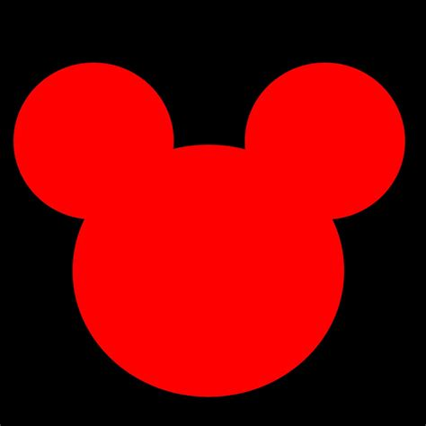 Free Mickey Mouse Template, Download Free Clip Art, Free