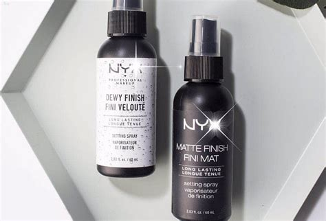 Nyx matte setting spray review indonesia