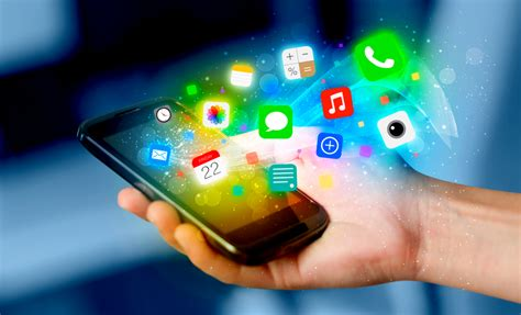 Mobile Phones - High-Tech Functionalities and Efficient