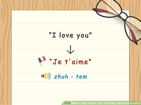 """3 Ways to Say """"I Love You"""" in French, German and Italian"""