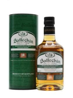 Buy Ballechin 10 Year Old / Heavily Peated Highland Whisky
