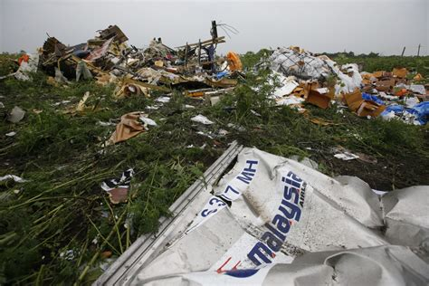Malaysia Airlines MH17 Crash 18 July - As it Happened