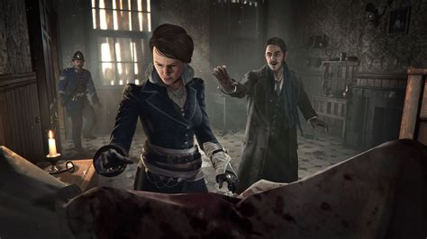 Assassin's Creed Syndicate's Jack the Ripper DLC arrives