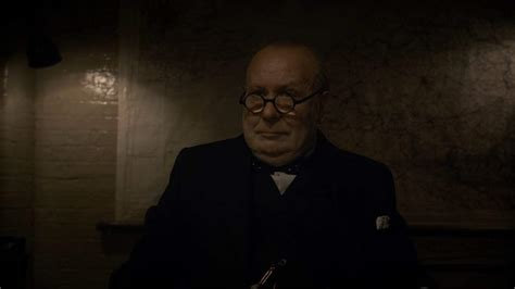 Darkest Hour (2017) - You Cannot Reason With a Tiger