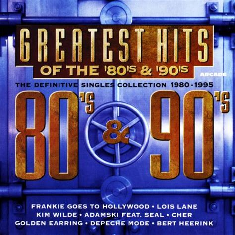 Greatest Hits of the '80's & '90's - Various Artists