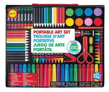 Top 10 Art & Craft Supplies For 3 Year Olds